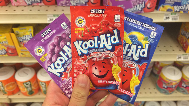 Who's Got the Kool-Aid?